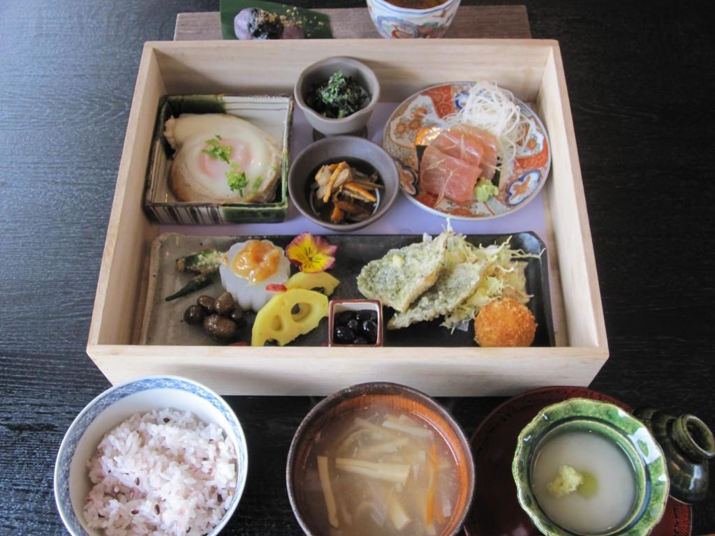富山やくぜん美食ランチ