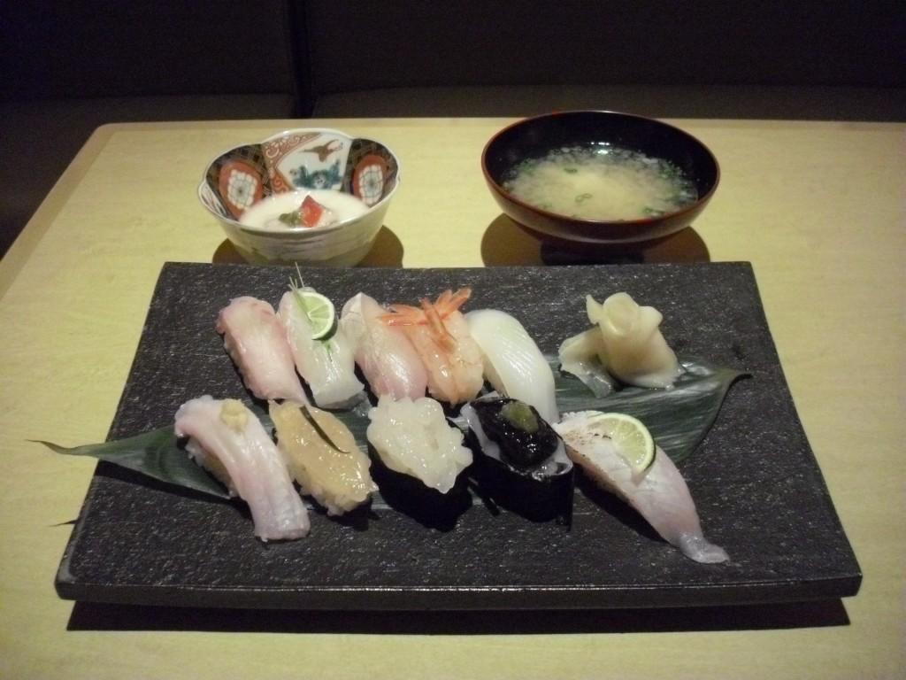 富山湾鮨 やくぜんバージョン